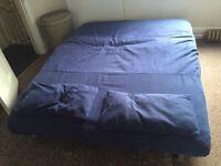 IKEA havet king size futon
