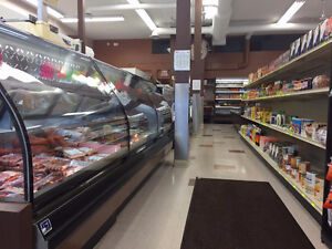 Truly turnkey and well established store, meat market for SALE!