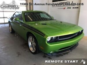 2011 Dodge Challenger R/T  - Leather Seats