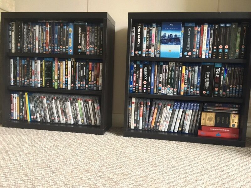 ikea besta shelf shelves for blu rays dvds blue ray shelf in milton keynes buckinghamshire. Black Bedroom Furniture Sets. Home Design Ideas