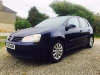 Volkswagen Golf 1.9TDI ( 105PS ) BlueMotion Tech 2008MY Blue Motion S