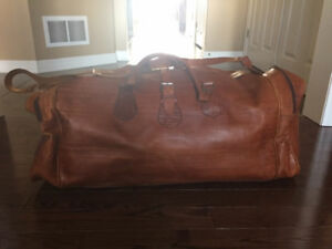 Handcrafted Genuine Large Leather Bag