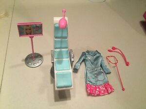 Barbie Dentist Set (No Doll)