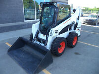 Almost brand NEW ONLY 104 hours 2013 Bobcat S530