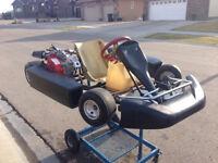 racing kart 5.5 Honda