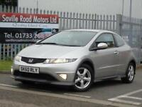 2010 Honda Civic 1.4 I-VTEC TYPE S 3dr