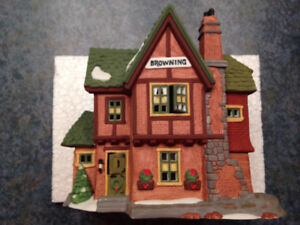 DEPARTMENT 56 - DICKENS - BROWNING COTTAGE - # 58246 - H91