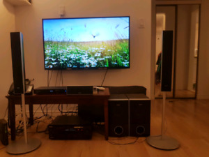 Sony Home Theater System 3.1 Set with Stands