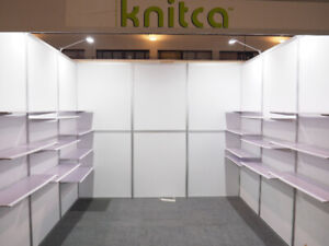 10x10 Standard Exhibition Booth-Display