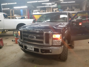 Ford F250 2010 gas- great shape