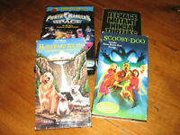 Assorted VHS Kids Movies