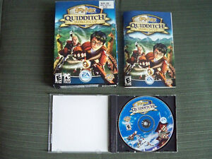 PC GAME-HARRY POTTER-USED