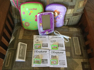LeapPad2 - Excellent condition, updated and loaded with games! Cambridge Kitchener Area image 1