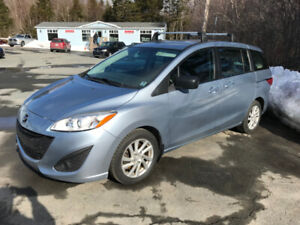 2012 Mazda 5 Payment $151.00 Bi Weekly