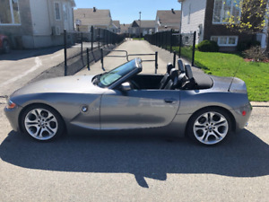2004 BMW Z4 3.0i Coupe
