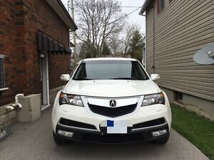 2012 Acura MDX, tech package, AWD, 7 seater, Nev...