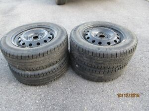 Michelin Arctic Alpine winter tires