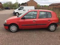 Renault Clio 1.2 Grande + Low Mileage and Long MOT 10/2017