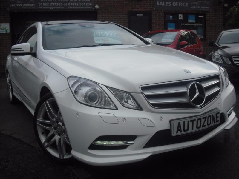 Mercedes-Benz E Class E220 Cdi Blueefficiency Sport DIESEL AUTOMATIC 2012/62