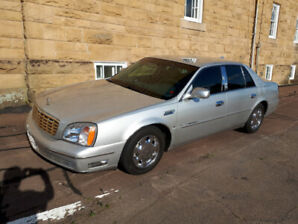 2001 Cadillac Deville DHS for sale