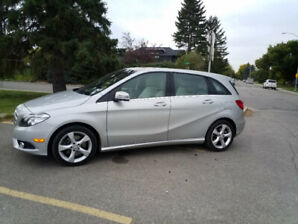 2014 Mercedes B250, low km, BC car,