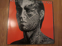 Rolling Stones Vinyl, Tattoo You
