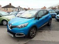 2016 Renault Captur 1.5 dCi Diesel Dynamique Automatic From £10,995 + Retail Pac