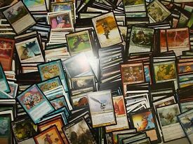 1000s of magic The Gathering cards