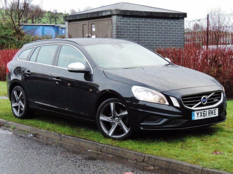 2011 volvo v60 2 0 d3 d3 r design estate geartronic 5dr in glasgow gumtree. Black Bedroom Furniture Sets. Home Design Ideas