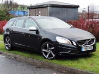 2011 Volvo V60 2.0 D3 D3 R-Design Estate Geartronic 5dr