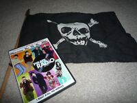 FOR SALE:  Pirate Radio and Pirate Flag