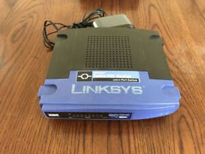 Linksys Cable/DSL Router