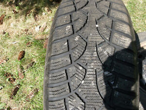 FORD &CHRYSLER 200 SNOW TIRES FOR SALE-NEW PRICE!