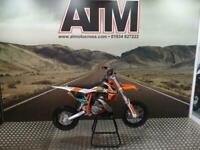 KTM SX50 2019 AUTO MOTOCROSS BIKE, CLEAN BIKE, HGS PIPE, (ATMOTOCROSS)