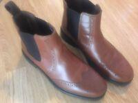 Men's leather boits