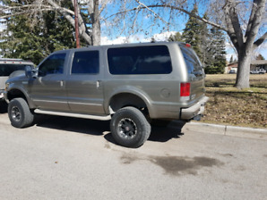 Ford Excursion limited 4 x 4