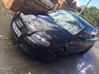 Audi a3 1.9 tdi special edition modified car