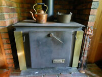 RSF Free Standing Wood Stove