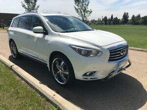 Infinity QX60 2014 – Fully Loaded – Every Option Available!