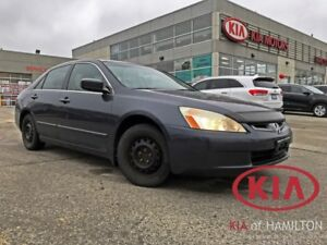 2003 Honda Accord EX-L | AS-IS | Heated Seats | Leather