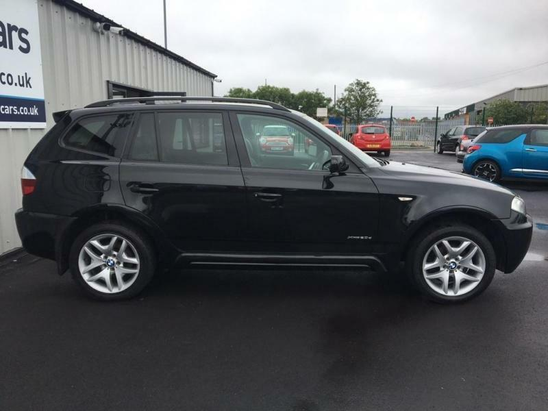 2008 bmw x3 2 0 20d m sport xdrive 5dr in middlesbrough. Black Bedroom Furniture Sets. Home Design Ideas
