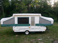 VIKING MODEL 2107 TENT TRAILER EXCELLENT SHAPE $2950.00
