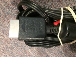 Playstation AV cable