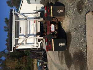 DUMP TRAILER AND TRAILER PARTS FOR SALE