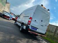 2015 Mercedes-Benz Sprinter 3.5t BlueEFFICIENCY Van Panel Van Diesel Manual