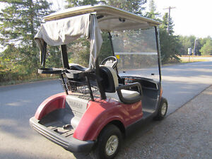 "2010 YAMAHA DRIVE ""GAS"" GOLF CART *FINANCING AVAIL. O.A.C. London Ontario image 5"