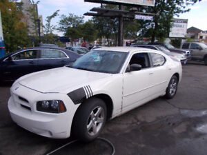 2008 DODGE CHARGER 131.000 KM SAFETY + 1 YEAR WARRANTY