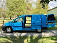 Vw Volkswagen Caddy C20 1.6TDI Maxi Van 2015 ***Only 37,000 Miles***NO VAT****