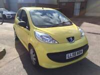 2008 Peugeot 107 1.0 12v Urban Lite,£30 Road Tax