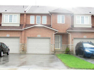 3 Bedroom 3 Washroom Townhouse with Partial Finished Basement